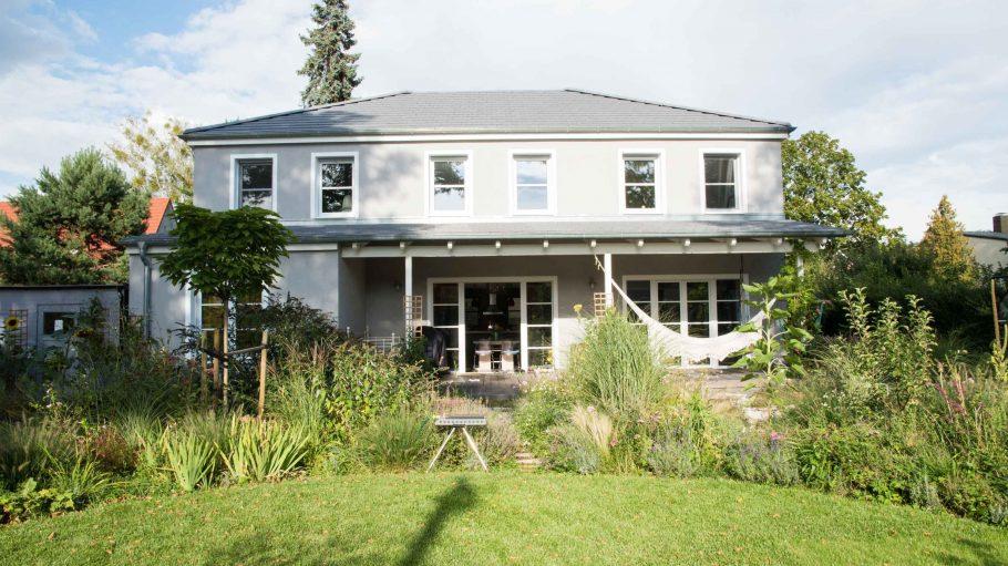 So ein Haus im Grünen, das hat schon was!