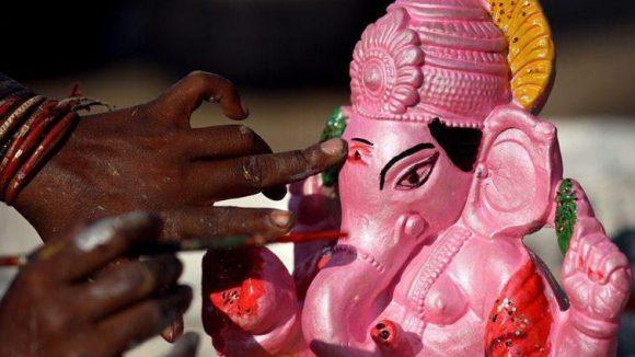 In Neukölln finden gläubige Hindus ab sofort einen angemessenen Ort zum Beten.