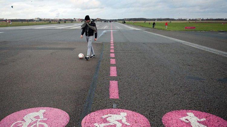 Um die künftige Nutzung des Tempelhofer Felds wird es wohl bis zum Volksentscheid im Mai einen harten Wahlkampf geben.