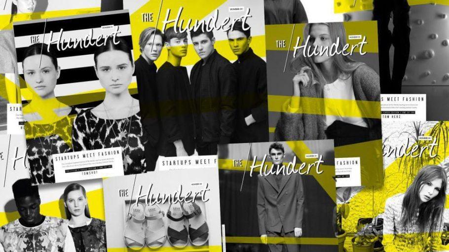 Zur Fashion Week wurden 100 verschiedene Cover produziert.