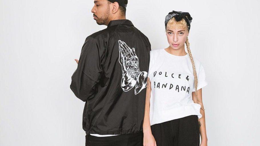 """Die wollen nur spielen - und sich bestmöglich verkaufen: Die Shirts und Hoodies vom Label """"Muschi Kreuzberg""""."""