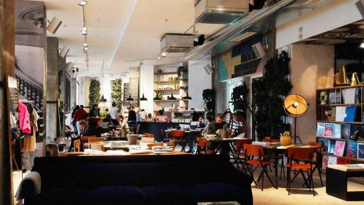 The Store Kitchen im Soho House.(c)nomyblog