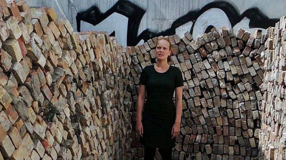 """Das Stück """"Labyrinth"""" ist die erste Inszenierung im neuen Theater am Ostkreuz."""