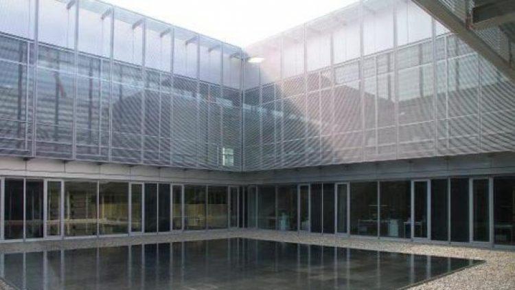 """Das jüngste Gebäude der """"Topographie des Terrors"""" hat eine absichtlich zurückhaltende Architektur."""