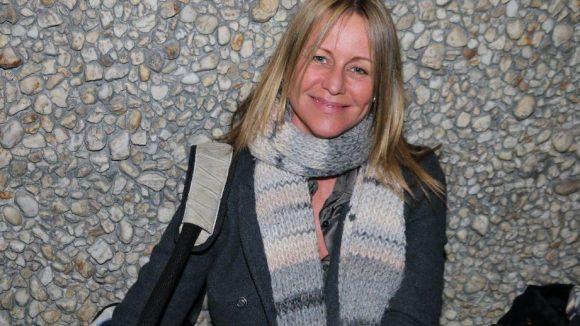 """... auch Regisseurin Aelrun Goette (""""Tatort - Der glückliche Tod"""") ..."""