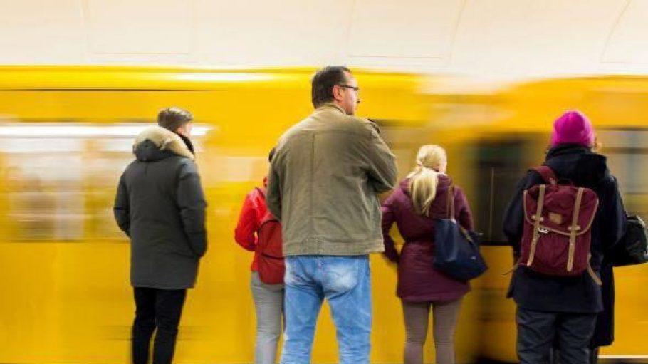 Für die Bewohner des Märkischen Viertels ein Traum: morgens einfach in die U-Bahn steigen.