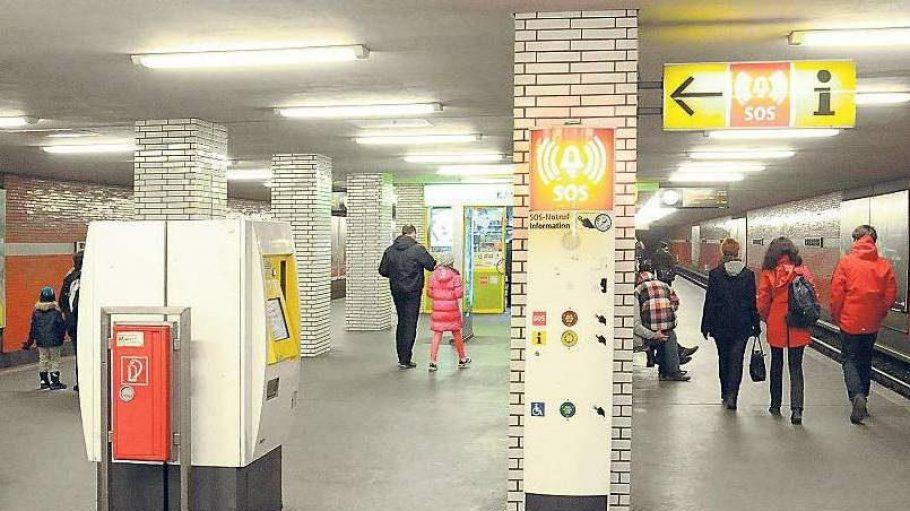 Am U Bahnhof Yorckstraße steigen täglich viele Menschen um. Jetzt soll er renoviert werden.