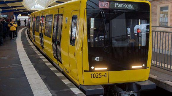 Bevor die neuen Züge rollen gibt es auf der U2 erst mal monatelang Sperrungen.