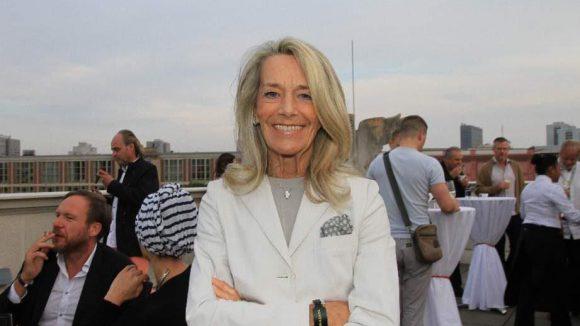 Unternehmensberaterin Gertrud Höhler war auch bei Bertelsmann zu Gast.