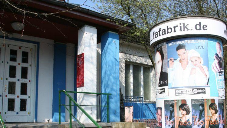 Die ufaFabrik in Tempelhof: Kultur und Kinderbetreuung für den Kiez.