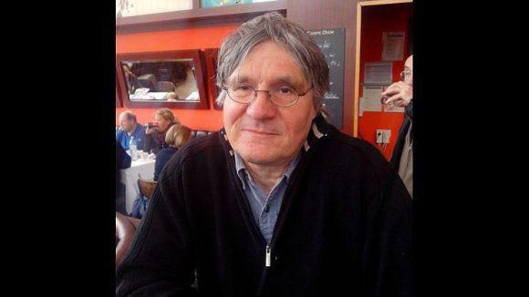 Autor Ullrich Wegerich hat auch schon einen Charlottenburg-Krimi geschrieben.