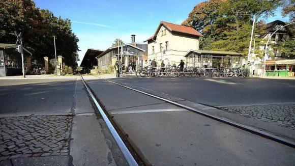 """Idylle am Stadtrand: Für die Umgebung des S-Bahnhofs Lichtenrade ist in öffentlichen Diskussionen ein neues """"Leitbild"""" erarbeitet worden."""