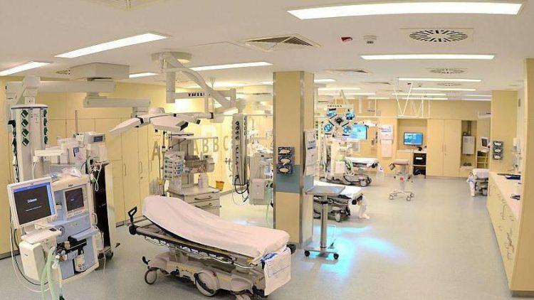 Ein offenes Raumkonzept zählt zu den wichtigsten Neuerungen in der Rettungsstelle.