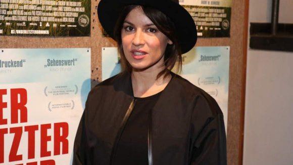 ... sowie die in Polen geborene Schauspielerin Natalia Avelon.