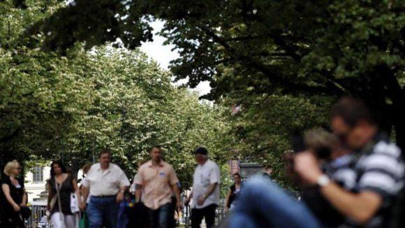 Unter den Linden lässt es sich bereits seit dem 17. Jahrhundert vorzüglich flanieren. So gesehen lassen sich ein paar U-Bahn-Baumfällungen zwischendurch bestimmt verkraften.
