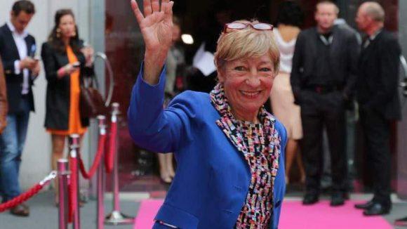 Unternehmerin Heidi Hetzer.