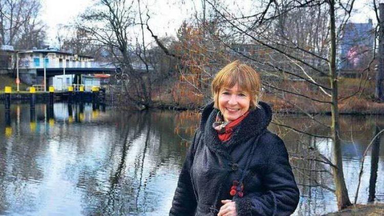Neubürgerin einer offenen Stadt. Ursula Priess kam 1943 als älteste Tochter von Max Frisch in Zürich zur Welt. Jetzt wohnt sie in Wilmersdorf.