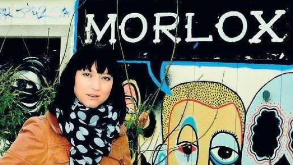 Gekommen, um zu bleiben. Ute Güldag will das Morlox nicht aufgeben – trotz befristeten Vertrags. Foto: Doris Spiekermann-Klaas