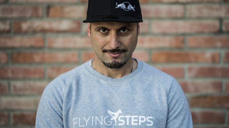 Gründer der international bekannten Flying Steps: Vartan Bassil.