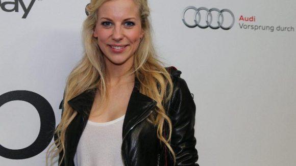 """Bekannt geworden durch ihre Rolle in """"Verbotene Liebe"""": Romina Becks."""