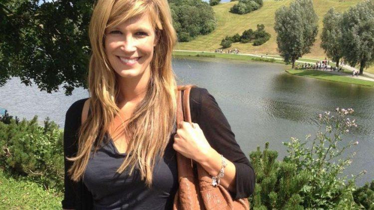 Ihr Kind hat derzeit oberste Priorität: Verena Wriedt.