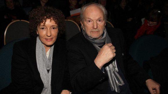 """Schauspieler Michael Gwisdek erhielt den Ernst-Lubitsch-Preis im Jahr 2000 für seine Rolle in Andreas Dresens """"Nachtgestalten"""". Zur diesjährigen Preisverleihung kam er mit Ehefrau Gabriela."""