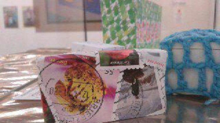 """""""Briefmarken"""" von Manuela Wegener"""