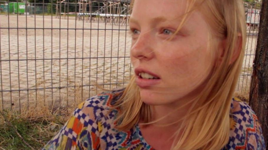 Video-Umfrage zum Flohmarkt am Mauerpark