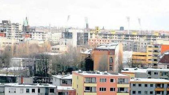 In Beton gegossen: Als die Architekten das Viertel an der Brunnenstraße und Bernauer Straße planten, wollten sie mehr Luft und Licht für die Bewohner – zum Preis der Verödung.