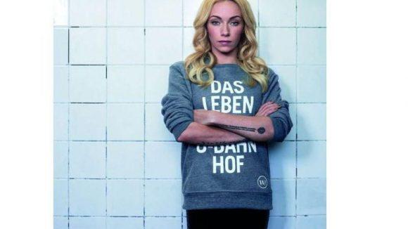 ... und der Berliner Rapperin und Moderatorin Visa Vie.