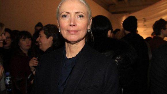 Das wollte sich auch Vogue-Chefredakteurin Christiane Arp anschauen.