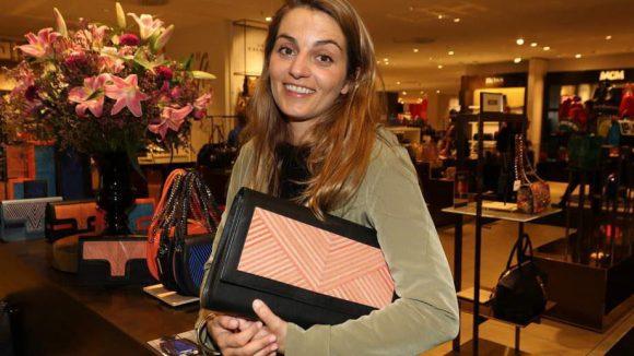 Taschendesignerin Lili Radu.