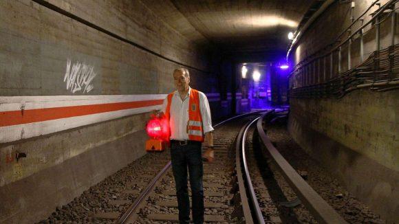 """Waisentunnel"" werde der Abschnitt genannt, sagt BVB-Historiker Gorell."