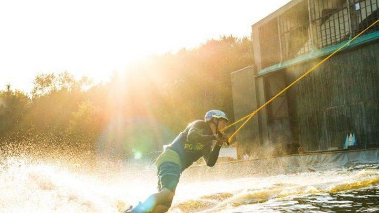 Sommer, Sonne, Wakeboard-Action: Samstag und Sonntag auf dem RAW Gelände bei Jever Fun Wake the City.