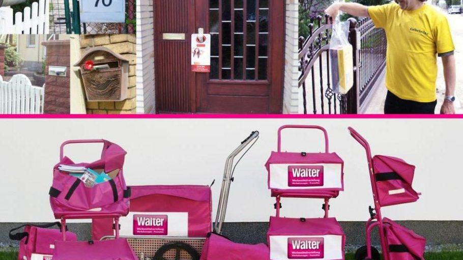 Walter Werbung