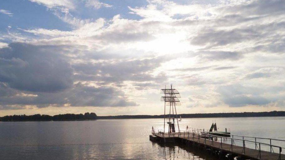 Ein Ausflug zum Wandlitzsee lohnt sich nicht nur für diesen schönen Anblick.