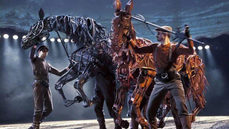 """Das Theaterdrama """"War Horse - Gefährten fürs Leben"""" kommt nächstes Jahr aus dem Londoner West End ins Theater des Westens."""
