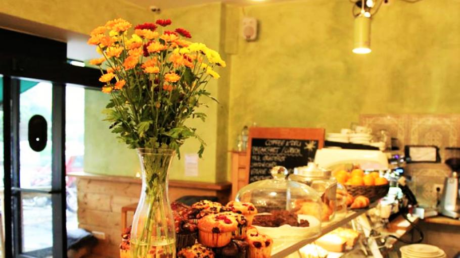 Was darfs sein? Ein köstlicher Kirsch- oder Schoko-Muffin?