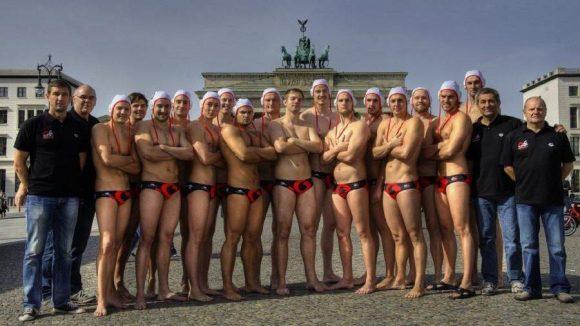 Die Wasserballer von Spandau 04 sind der erfolgreichste Verein in Deutschland und weit über die Bezirksgrenzen hinaus bekannt.