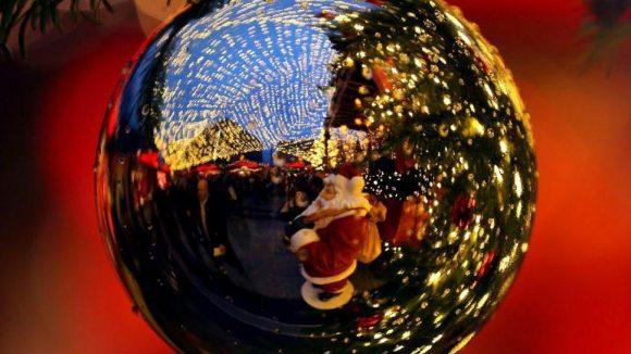 Viele Weihnachtsmärkte starten bereits in der Woche vor dem 1. Advent.