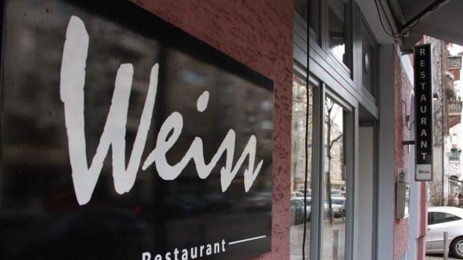 Das Restaurant Weiss beweist, dass klassisch deutsche Gerichte die gegenwärtige Esskultur auch bereichern können.