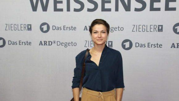 Schauspielerin Henriette Richter-Röhl war auch dabei.