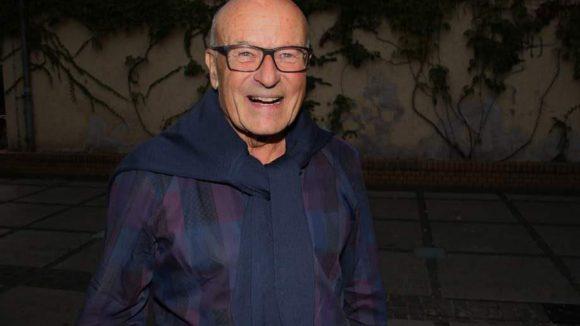 Zu den Premierengästen gehörten außerdem Regisseur Volker Schlöndorff ...