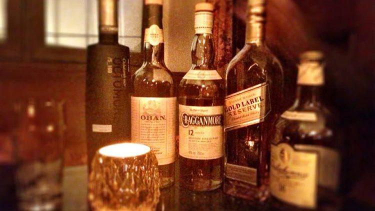 Whisky Tasting in der Bar Galander