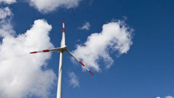 Im CleanTech Business Park sollen sich vor allem Unternehmen ansiedeln, die im Bereich der erneuerbaren Energien forschen: Windenergie steht dabei ganz weit oben auf dem Programm.