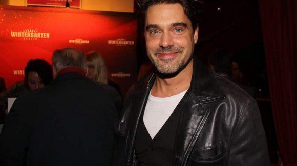 Zu den Gästen zählte auch Schauspieler Raphael Vogt.
