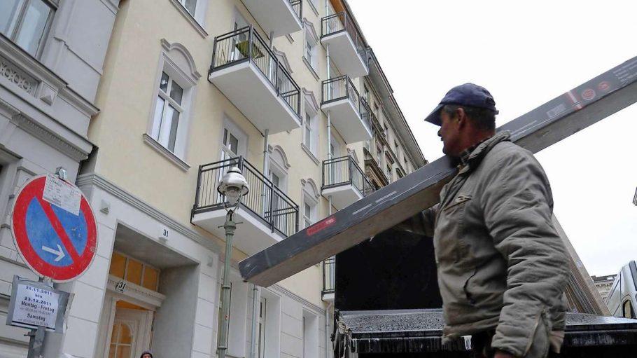In Kreuzberg entstehen fast nur noch Eigentumswohnungen.