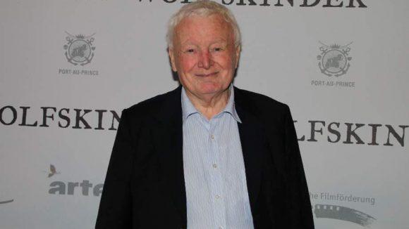 Der bekannte Autor und Geschichts-Experte Arnulf Baring war ebenfalls bei der Filmvorführung dabei.