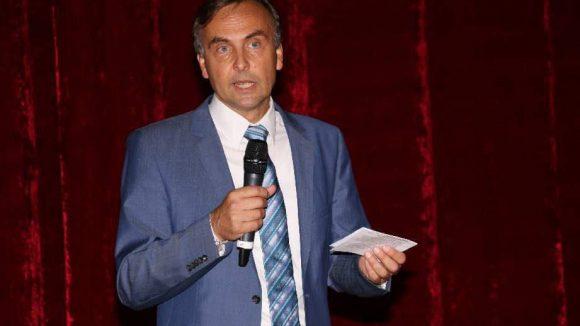Gastgeber des Abends war Prof. Dr. Manfred Kittel, Direktor der Stiftung Flucht, Vertreibung, Versöhnung.