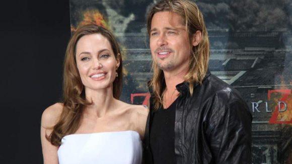 Brad und Angelina kamen gemeinsam zur Premiere von Brads neuem Film an den Potsdamer Platz. Angelina feierte am 4. Juni auch ihren 38. Geburtstag.